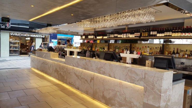 Uniwell POS Terminals in a popular inner-city Brisbane bar