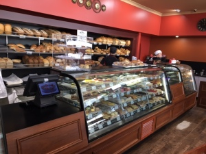 Uniwell POS System in a bakery