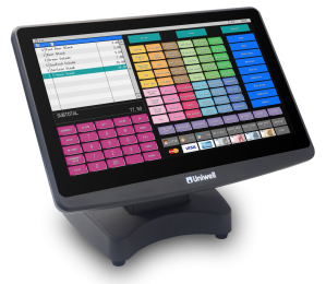 Uniwell HX-5500 embedded touchscreen POS Terminal
