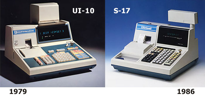 Uniwell 40 years of cash register and point of sale experience